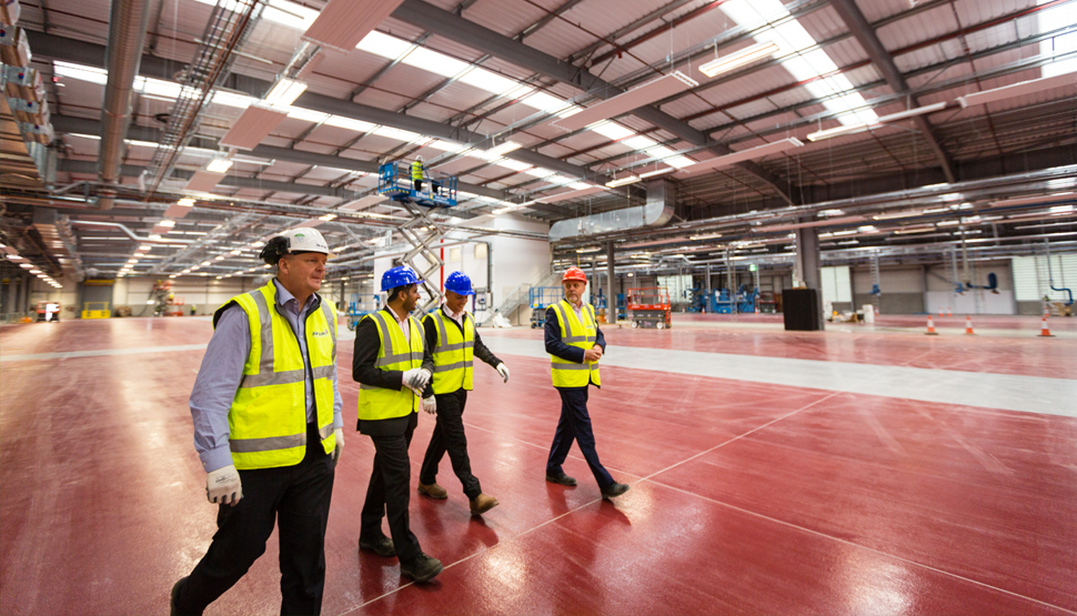 Airedale UK facility