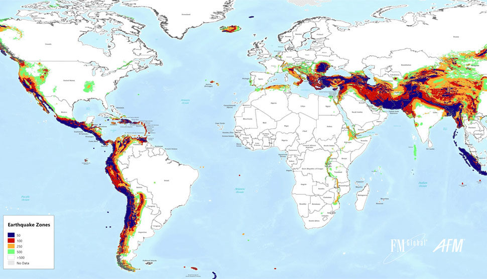 Global Flood Map