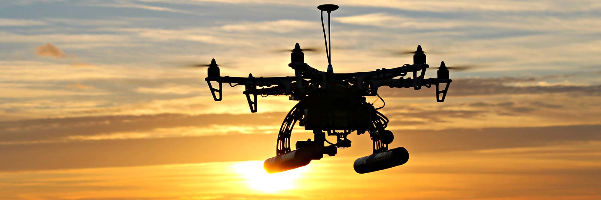 Drones for risk improvement