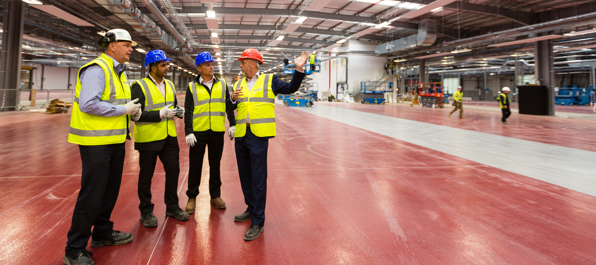 Inside the new Airedale UK facility