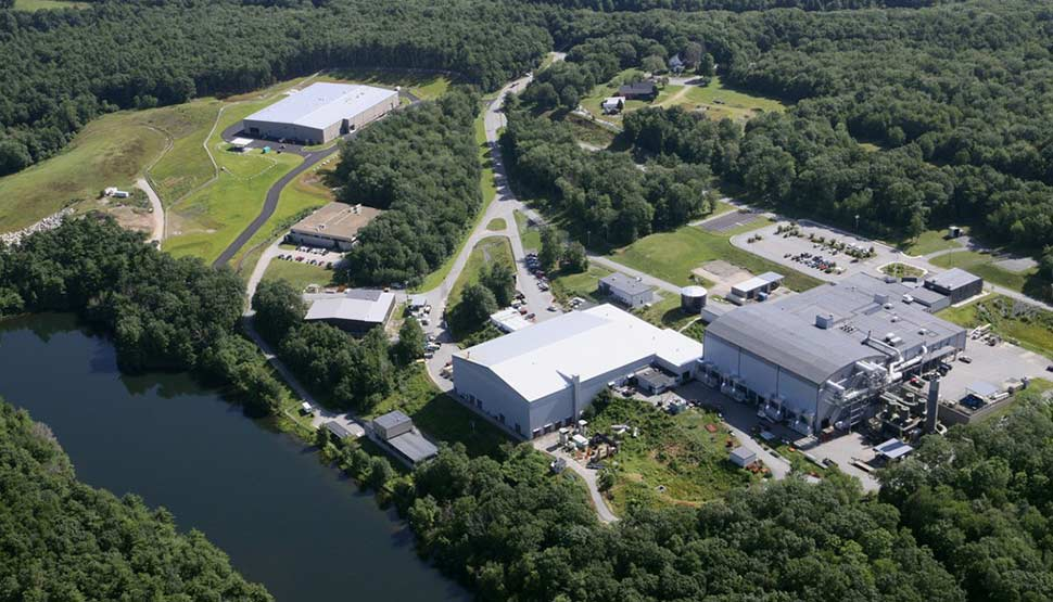 FM Global Research Campus, West Glocester, RI (USA)